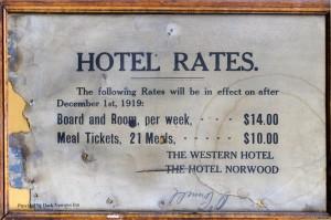 HotelNorwood_Rates